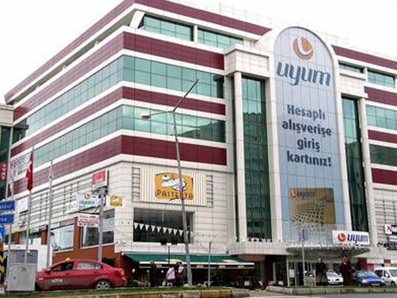 Uyum Plaza Shopping Center